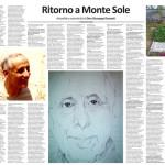 Ritorno a Monte Sole. Attualità e autenticità di Don Giuseppe Dossetti. Di Francesco Lauria. Pubblicato da Conquiste del lavoro il 27 ottobre 2012