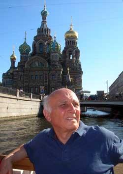 Giovanni Bianchi a Mosca