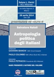 Antropologia politica degli italiani