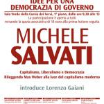 Michele Salvati. Capitalismo, Liberalismo e Democrazia. Rileggendo Max Weber alla luce del capitalismo moderno.