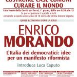Enrico Morando, l'italia dei democratici: idee per un manifesto riformista