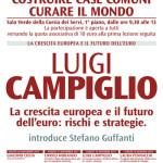 Luigi Campiglio, la crescita europea e il futuro dell'euro: rischi e strategie