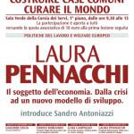 Laura Pennacchi. Il soggetto dell'economia. Dalla crisi ad un nuovo modello di sviluppo.