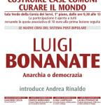 Luigi Bonanate. Anarchia o democrazia.