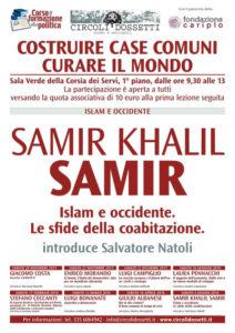 Samir Khalil Samir. Islam e occidente. Le sfide della coabitazione.
