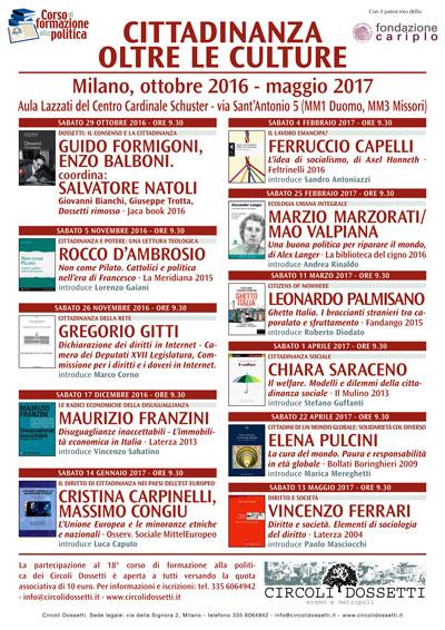 Corso 2016 - 2017