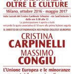 Cristina Carpinelli, Massimo Congiu