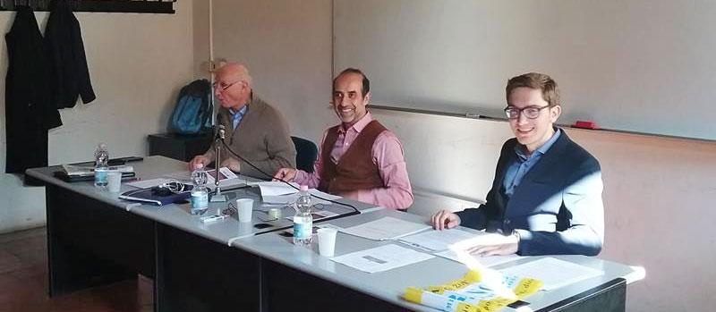 Giovanni Bianchi, Gregorio Gitti e Marco Corno