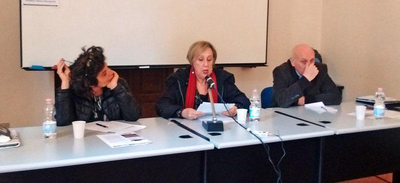 Marica Mereghetti, Elena Pulcini, Giovanni Bianchi