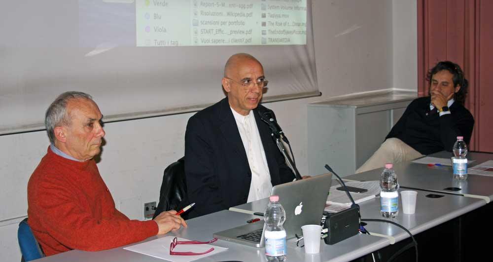 Walter Ferrario, Bruno Ballardini, Luca Caputo (foto Enrico Leoni)