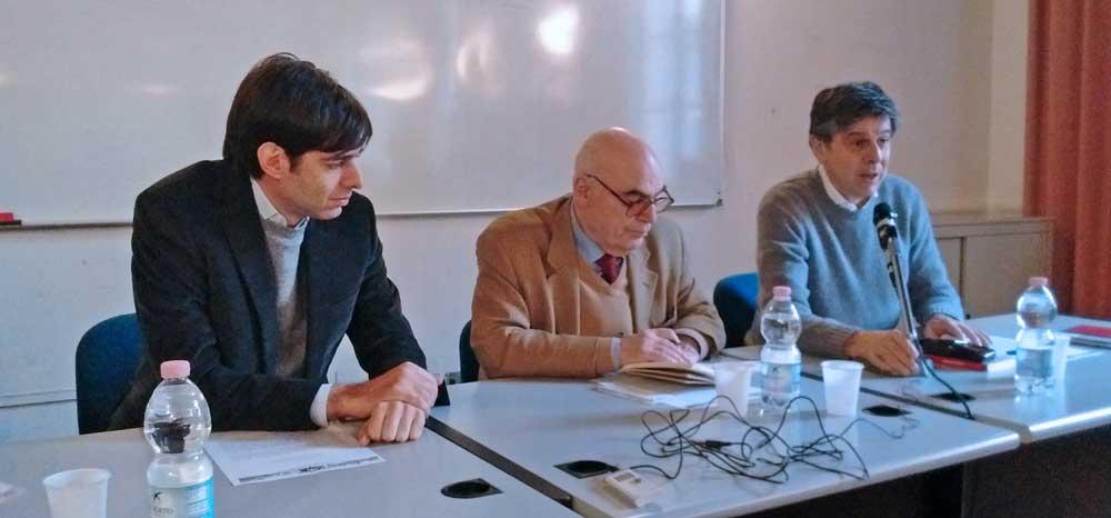 Paolo Masciocchi, Salvatore Natoli, Giovanni Battista Armelloni