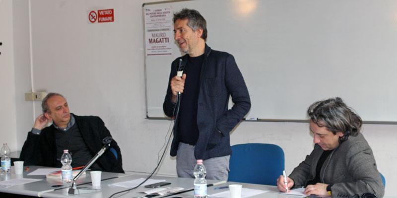 Roberto Diodato, Mauro Magatti, Luca Caputo