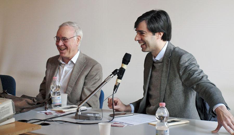 Gunther Teubner e Paolo Masciocchi