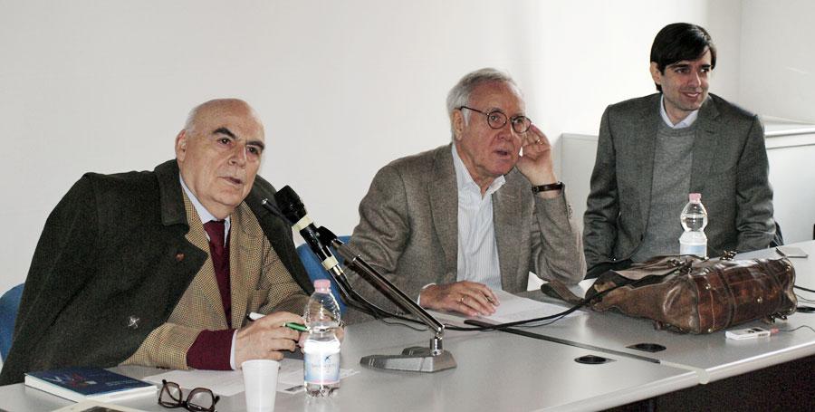 Salvatore Natoli, Gunther Teubner, Paolo Masciocchi