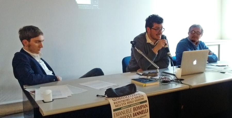 Marco Corno, Emanuele Bompan, Andrea Rinaldo