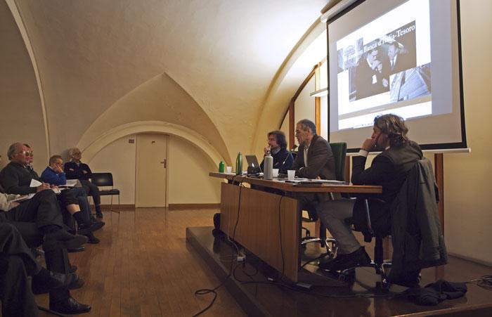 Carlo Cottarelli, lezione alla Sala Verde