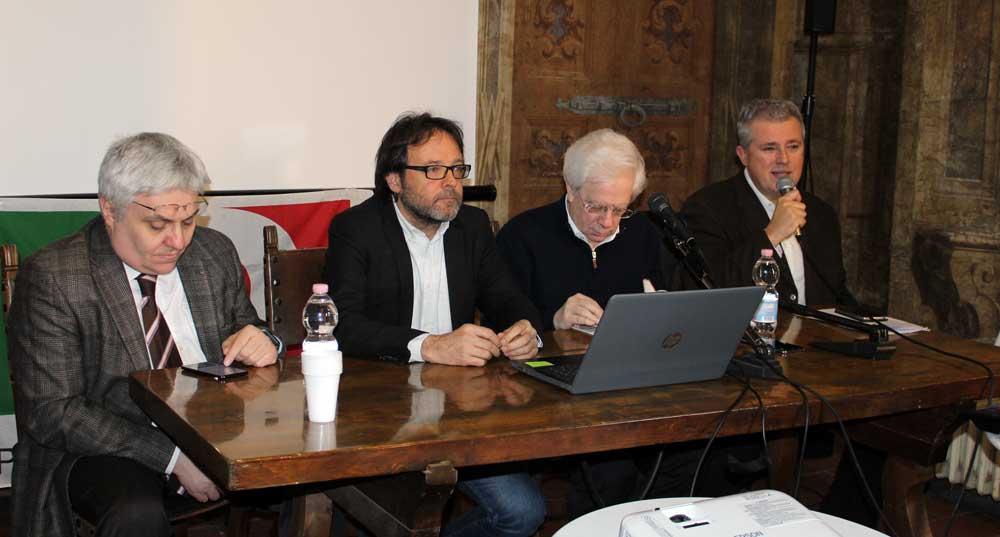 Lorenzo Gaiani, Uwe Staffler, Renzo Salvi, stefano Guffanti